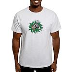 Donkey Christmas Light T-Shirt
