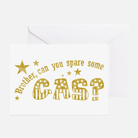 Brother, Can You Spare Some G Greeting Cards (Pack