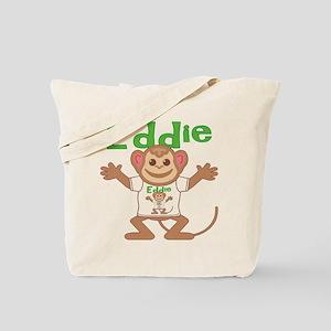 Little Monkey Eddie Tote Bag