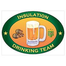 Insulation Team Poster
