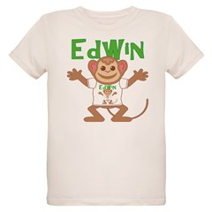 Little Monkey Edwin T-Shirt