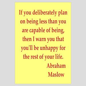 Abraham maslow quptes
