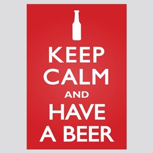 Keep Calm Have a Beer
