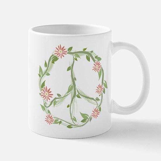 Green Peace Mug