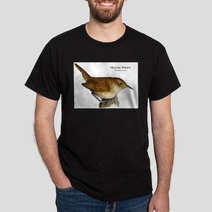 House Wren Dark T-Shirt