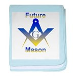 Our Future Masons baby blanket