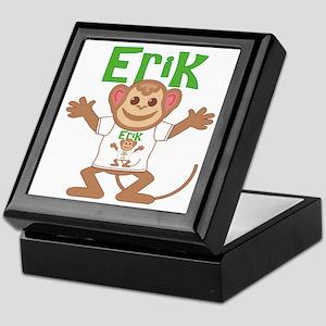 Little Monkey Erik Keepsake Box