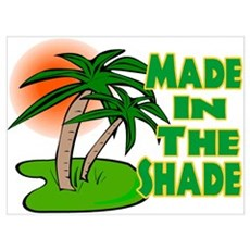 Made In Shade Canvas Art