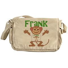Little Monkey Frank Messenger Bag