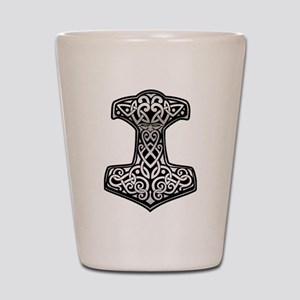 Thor's Hammer Shot Glass