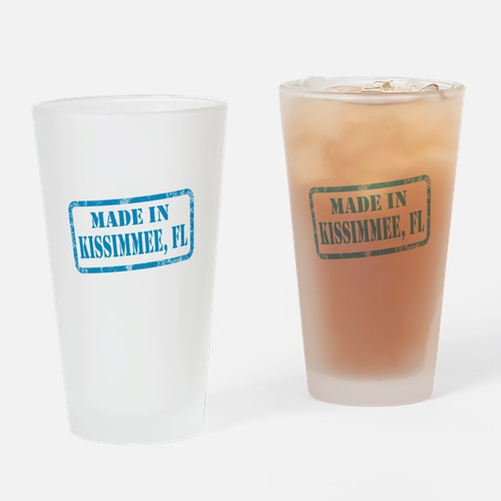 MADE IN KISSIMMEE, FL Drinking Glass