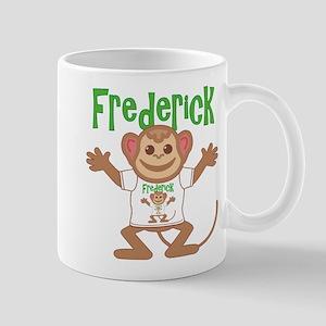 Little Monkey Frederick Mug