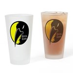 Raven Radio Drinking Glass