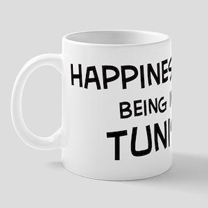 Happiness is Tunis Mug