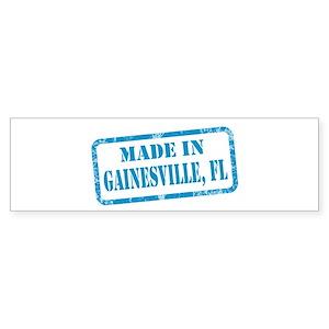 Gainesville fl bumper stickers cafepress colourmoves