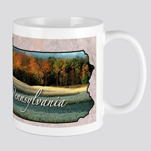 Pennsylvania Mugs
