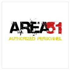 Area 51 Canvas Art
