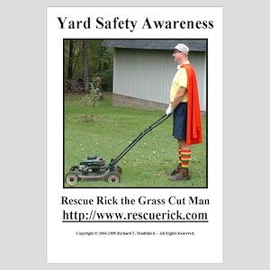 Yard Safety Awareness Mini