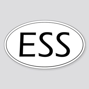 ESS Sticker