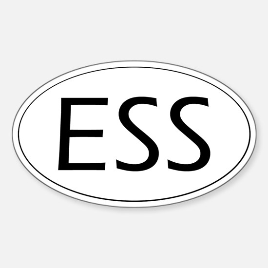 ESS Decal