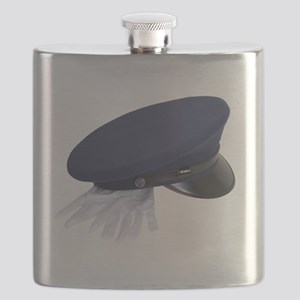 UniformHatGloves111009 copy Flask