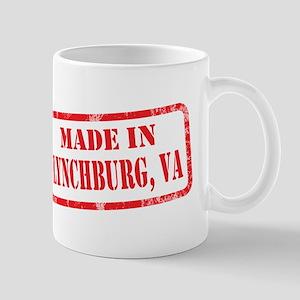 MADE IN LYNCHBURG, VA Mug