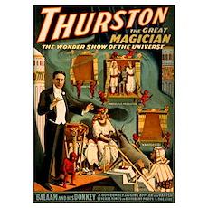 Thurston Egyptian Poster