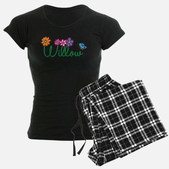 Willow Flowers Pajamas