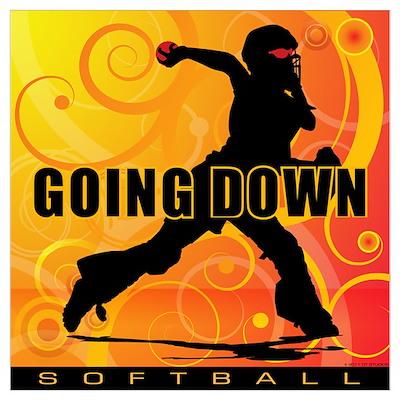 2011 Softball 25 Poster
