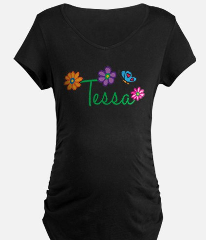 Tessa Flowers T-Shirt
