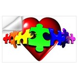 Autism awareness Wall Decals