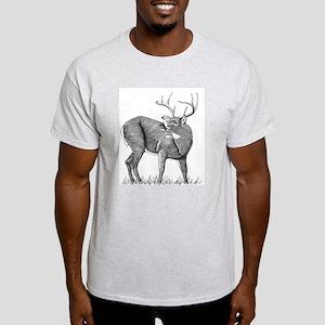 Whitetail Buck Light T-Shirt