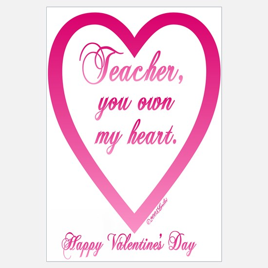 Teacher ~ You Own My Heart