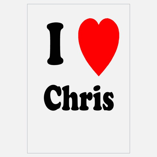 I Heart Chris