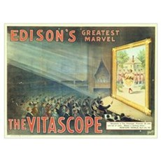 Vitascope Framed Print