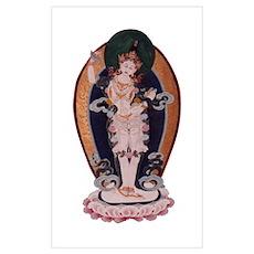 Yeshe Tsogyal Poster