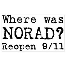 Where was NORAD? Framed Print