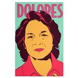 Dolores huerta Framed Prints