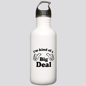 I'm kind of a Big Deal Stainless Water Bottle 1.0L