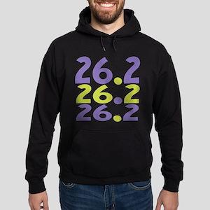 26.2 Marathon Hoodie (dark)