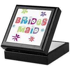 Happy Bridesmaids Keepsake Box