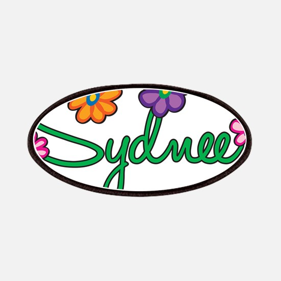 Sydnee Flowers Patches