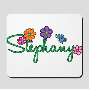 Stephany Flowers Mousepad