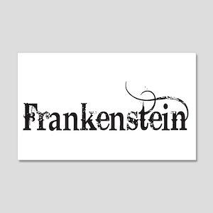 Frankenstein 22x14 Wall Peel