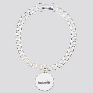 Frankenstein Charm Bracelet, One Charm