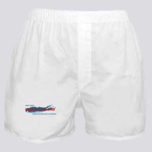 Strong Island - RED Boxer Shorts