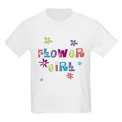 Happy Flowergirl T-Shirt