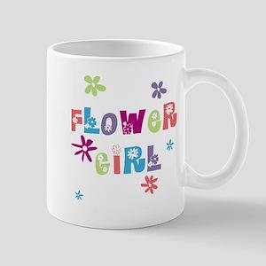 Happy Flowergirl Mug