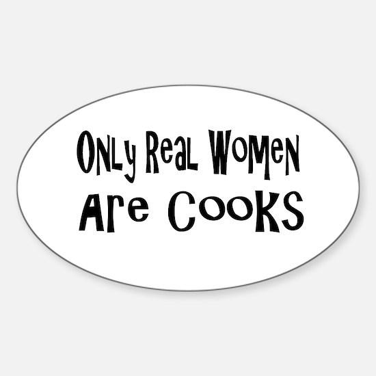 Unique Cook Sticker (Oval)