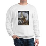 Sippin From The Saucer Sweatshirt